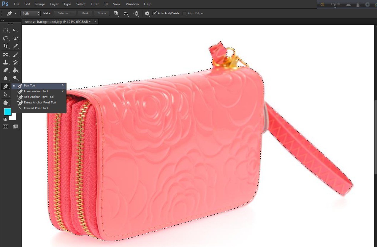 Photoshop Clipping Path Tutorial to Remove Background from Images
