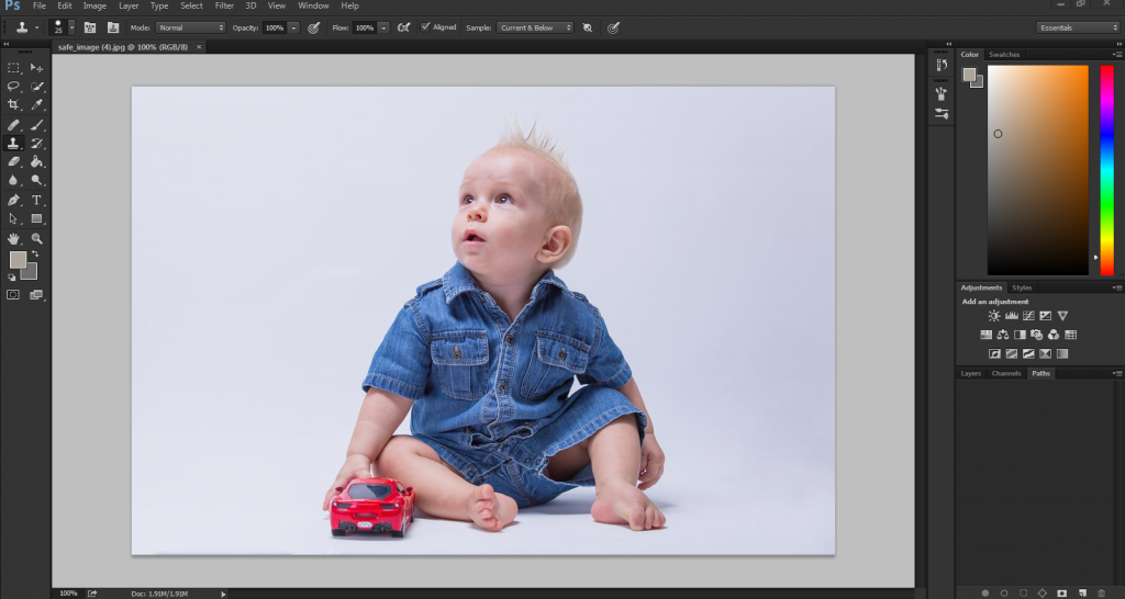 How to create image shadow