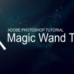remove background using magic wand tool