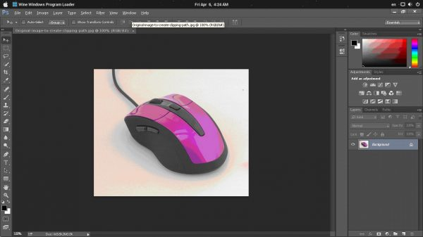 Pen tool tutorial for clipping path service