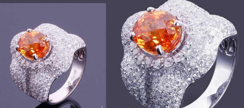 4 Jewellery Photo Editing Tips to Attract Your Online Customers