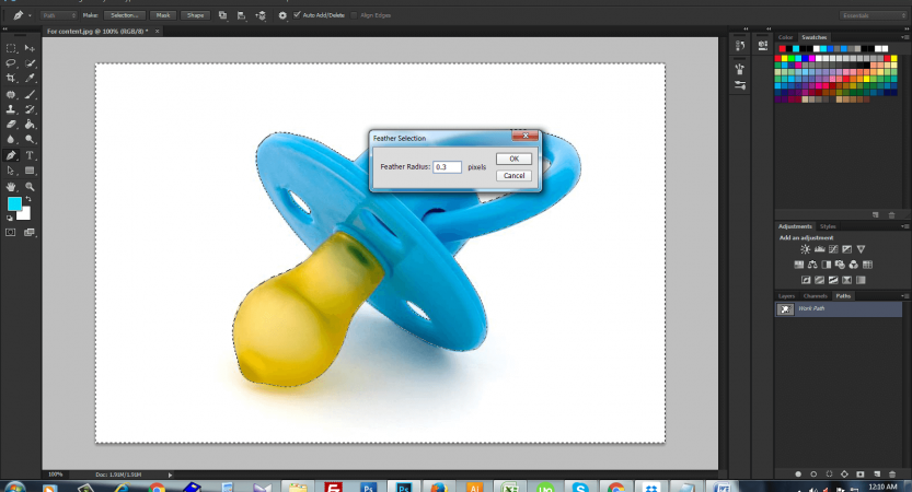Simple Photoshop Clipping Path Tutorial to Remove Background from Images