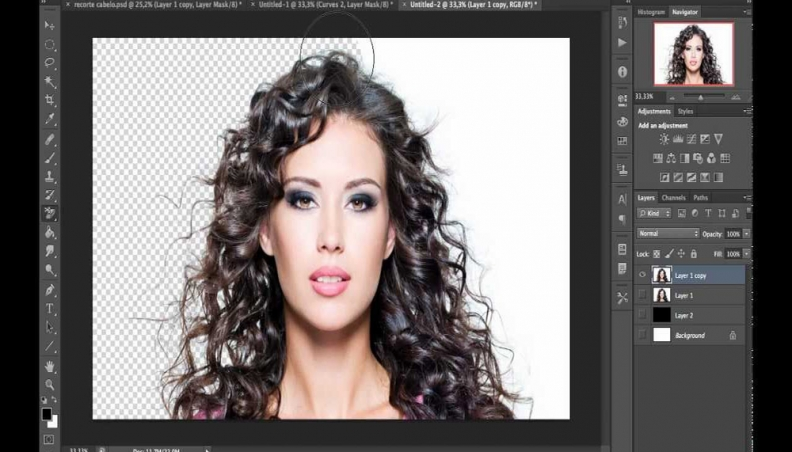 Easy Way to Remove Background Using Eraser Tool